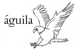 Águila es un ejemplo de palabra con GU.