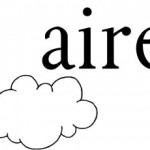 Aire palabra con ai