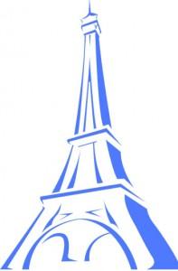 Dibujo deTorre Eiffel